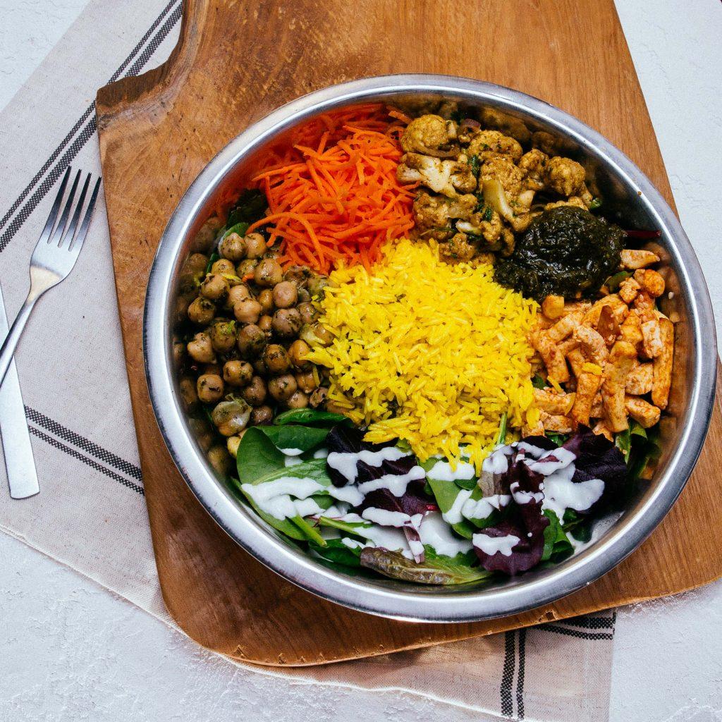indii bowl chutney