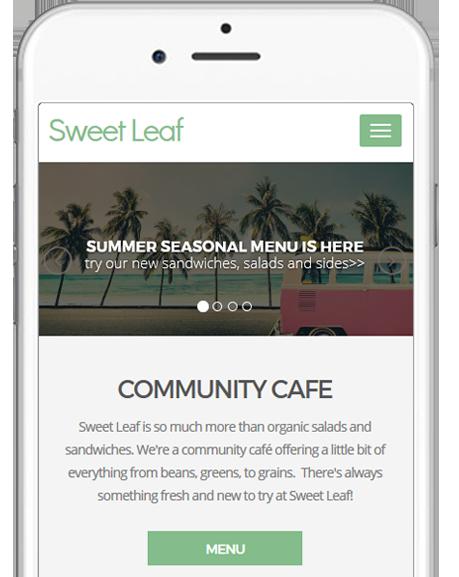 Cafe Rewards New Leaf