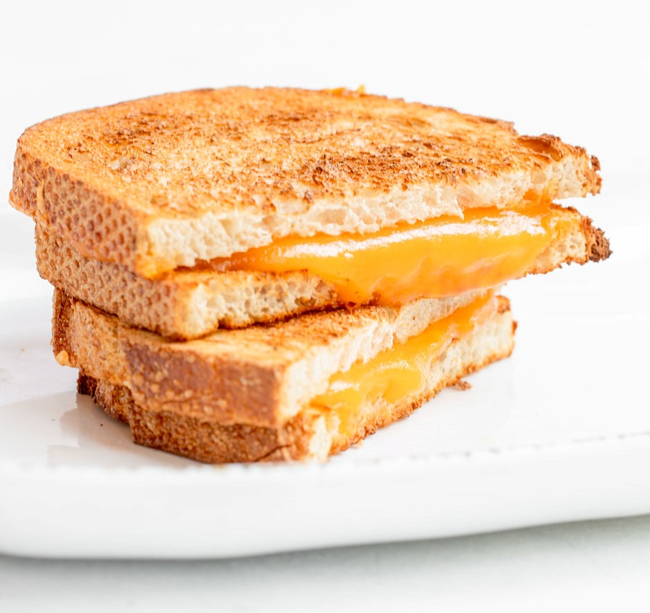 GRILLED CHEESE (v) cal. 290